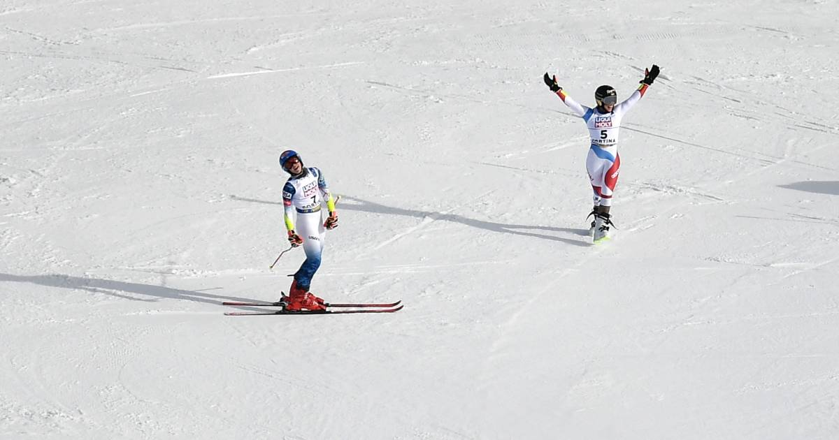 Gut steals gold with minimal variation for Shiffrin    Other sports