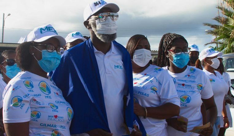 Integrated circuits are full, injuries among young people are increasing dramatically: the situation in Curaçao is 'extremely dangerous'