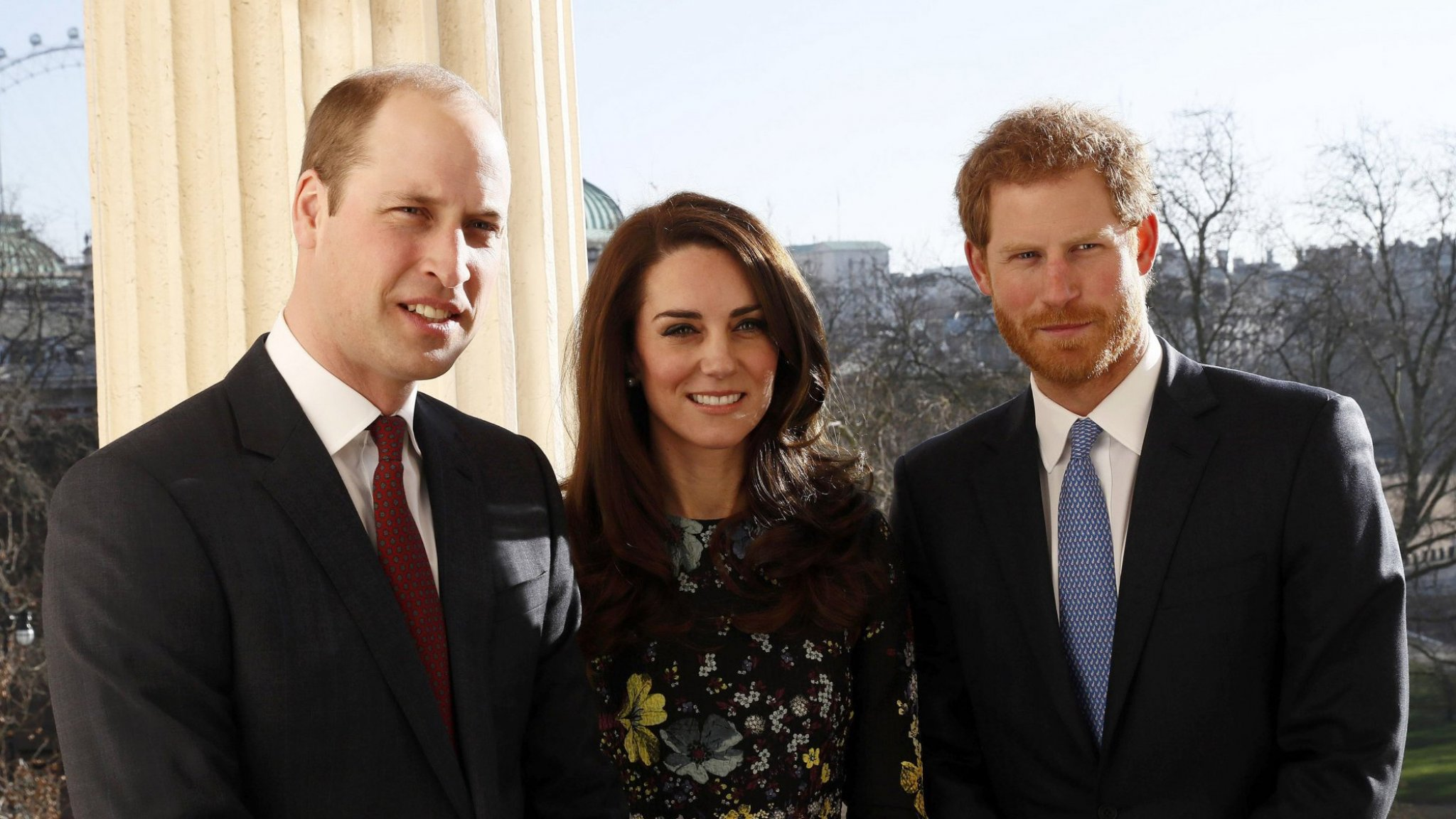 Kate served as a mediator during Philip's funeral