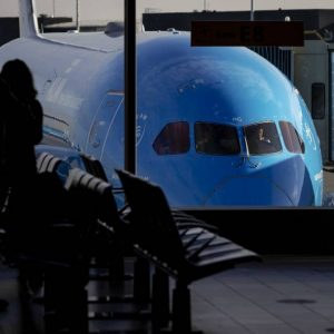 Major concerns among KLM employees about travel to Great Britain |  Economie
