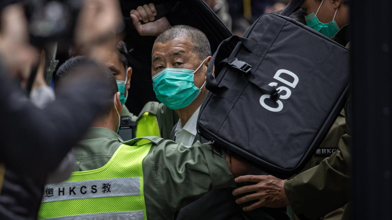 Media mogul Jimmy Lai has been sentenced to one year in prison for his role in the Hong Kong protests |  right Now