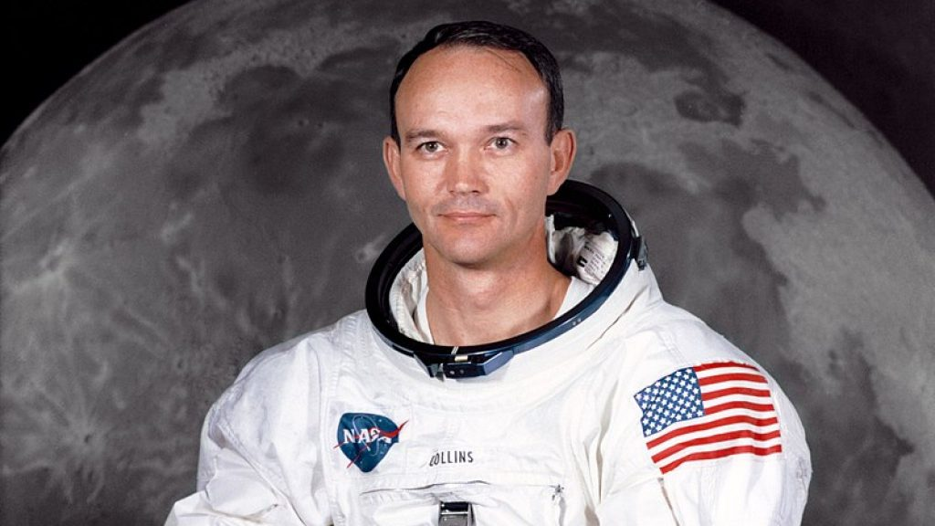 """Michael Collins, a """"forgotten astronaut"""" has died from the first moon landing"""