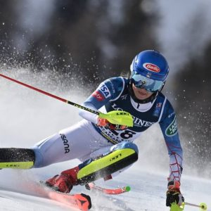 Michaela Schiffrin writes history in Cortina, sixth world title |  Other sports