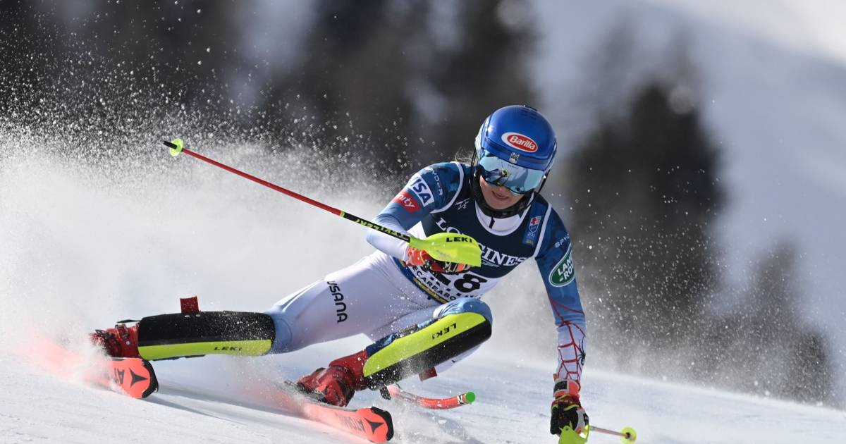 Michaela Schiffrin writes history in Cortina, sixth world title |  Other sports