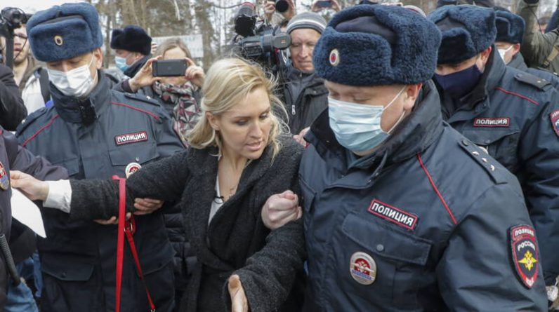 Navalny's doctor has increasingly arrested the patient in a punishment camp