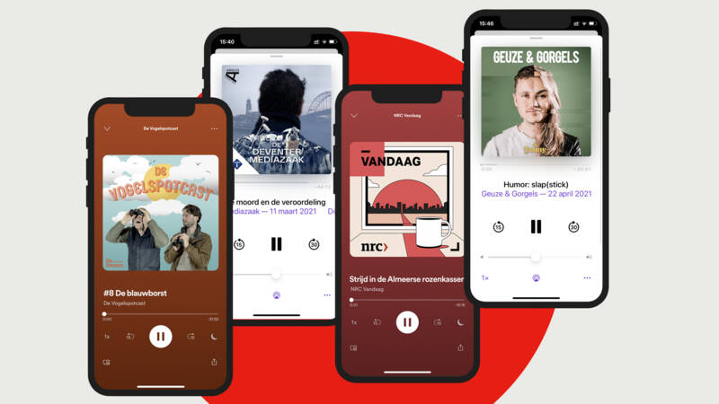 Paying for your favorite podcast?  More and more parties are investing in it