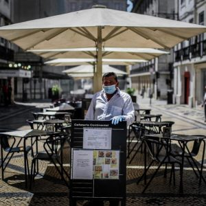 Portugal reopens stands and museums after crippling Corona wave |  right Now