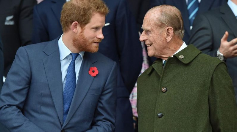Prince Harry returns to London |  entertainment