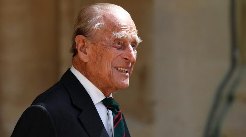 Prince Philip's funeral will take place on April 17th, in the presence of Prince Harry |  right Now