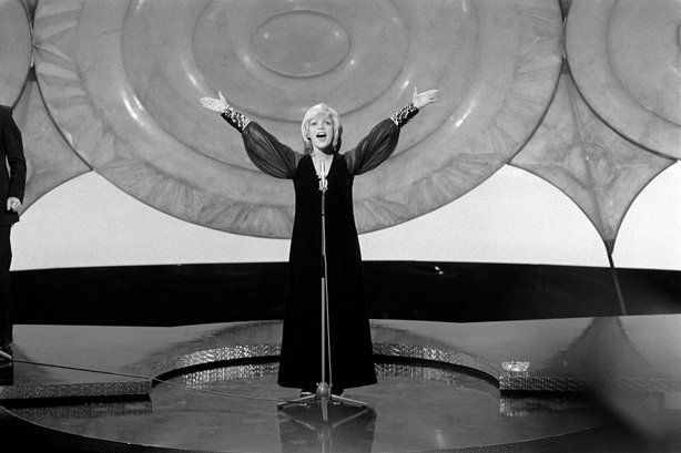 Severin wins the Eurovision Song Contest (1971) by Roy Biddle 2490_004