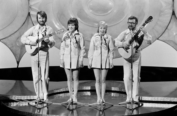 Swedish actors at the Eurovision Song Contest (1971)
