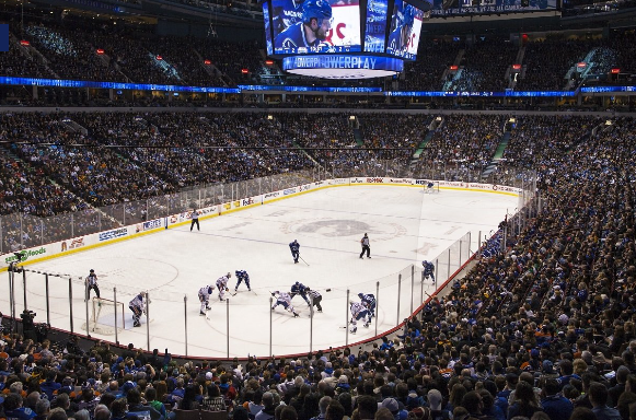 Sign Ice Signs Agreement with American Ice Hockey Association NHL: LED Lights for 4,800 Ice Rings