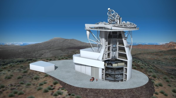 TNO provides mirror technology to the largest solar telescope in Europe