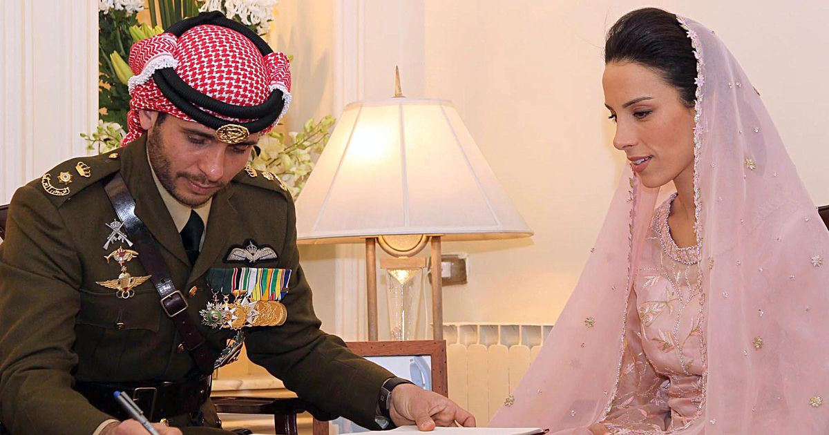 """The Jordanian Crown Prince, who is suspected of being involved in a conspiracy, """"remains loyal to the king"""" 