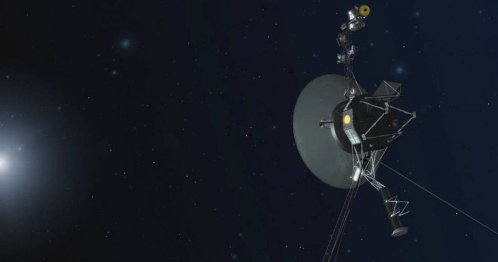 The Voyager 1 space probe is still floating after more than 40 years and is the most distant human-made object |  Science
