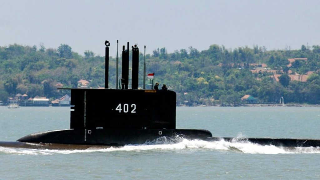 The search for an Indonesian submarine and the US to send aircraft |  right Now