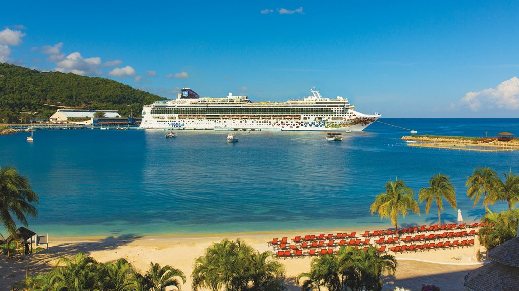 This summer on a cruise?  Possible again (if all goes well)