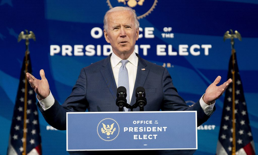 Joe Biden is officially appointed President of the United States
