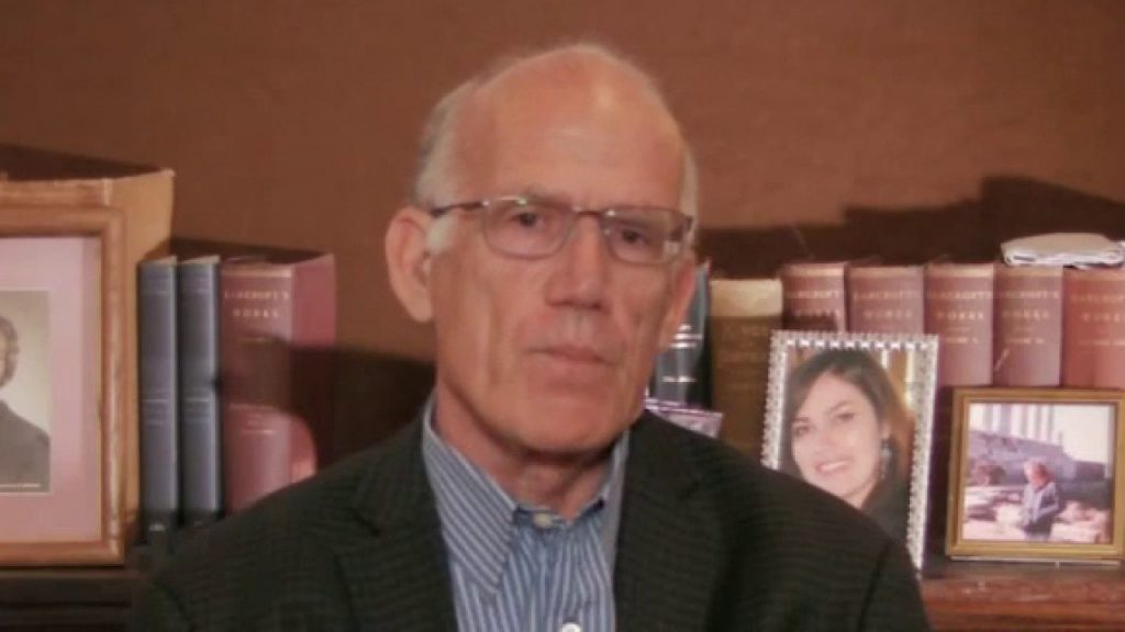 A Covid Science Distorted by Elites for ideological and Financial Gain: Victor Davis Hanson