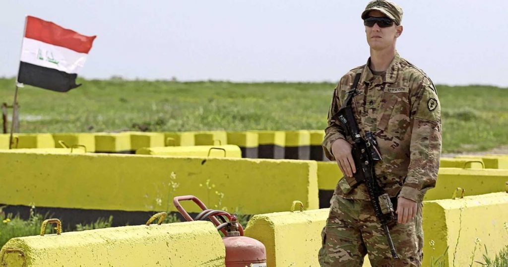 America withdraws all armed forces from Iraq |  abroad