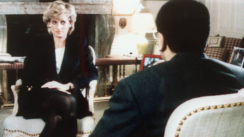 BBC admits to mistakes in controversial interview with Princess Diana