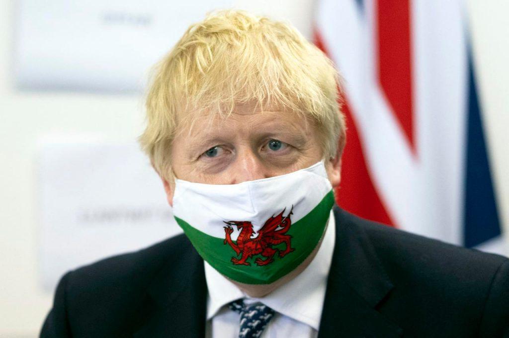 British Prime Minister Boris Johnson threatens the unity of the United Kingdom