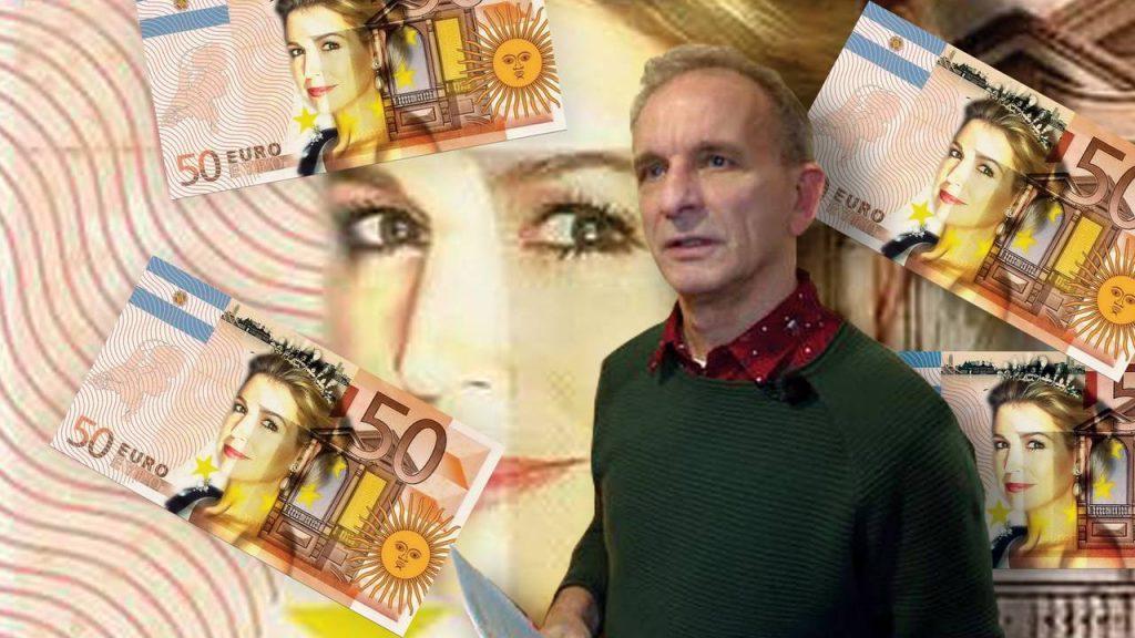Johan Vlemmix baalt van zijn biljet-actie (foto: Omroep Brabant).