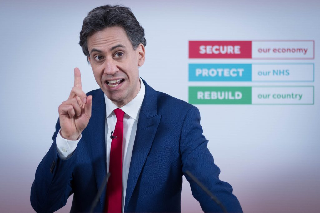 Ed Miliband invites employees to corporate boards of directors