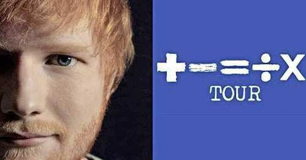 Ed Sheeran signs a special deal with favorite football club Ipswich Town |  football