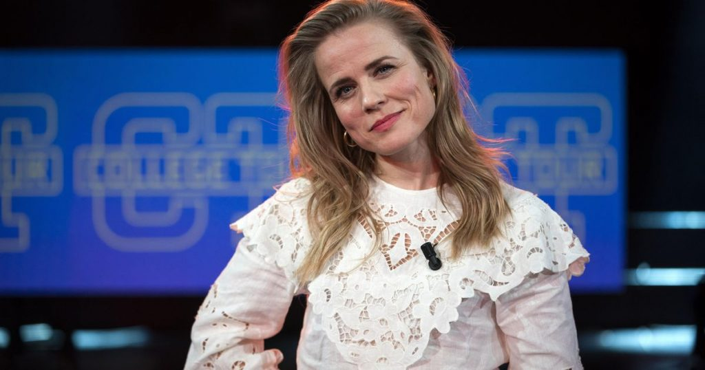 """Eurovision Song Contest Editor: """"I understand Ilse DeLange's disappointment"""" 