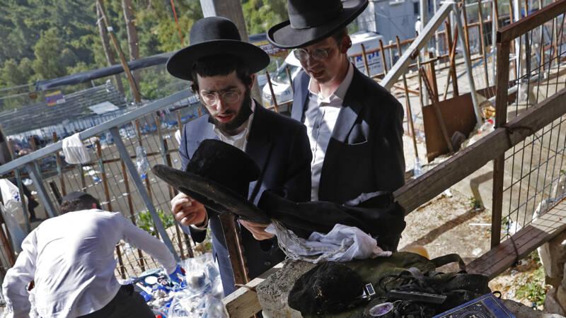 Eyewitness to Israel's tribulation: 'it felt like an eternity'