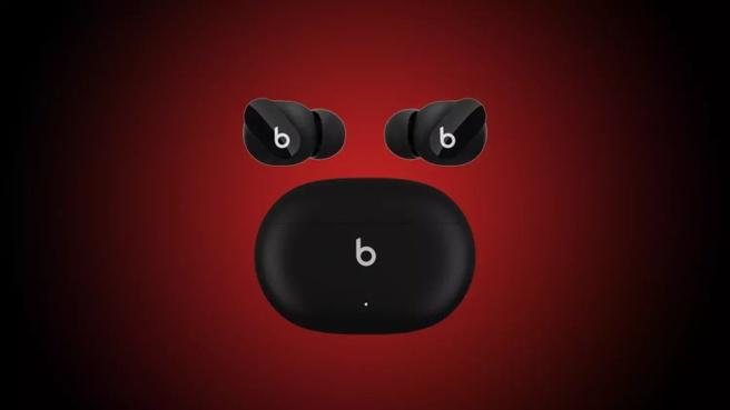 Apple Beats Studio headphones.  Bron: 9to5Mac