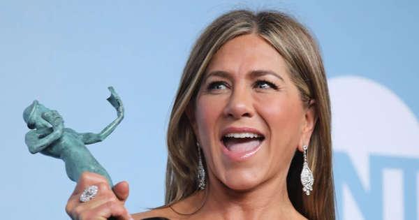 Jennifer Aniston praises Brad Pitt's performance in Friends