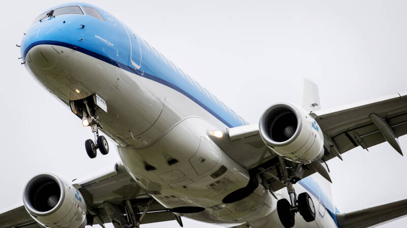 KLM continues to fly over Belarus after Ryanair's flight is diverted