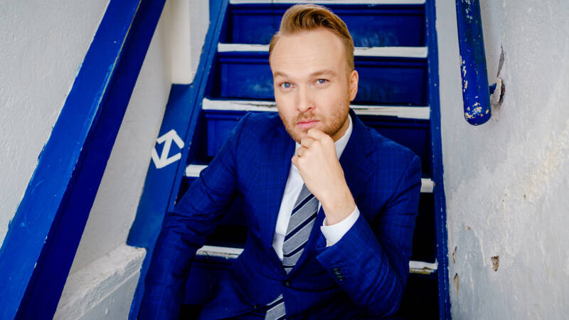 Lubach will be back on TV in 2022 with a Monday through Thursday show