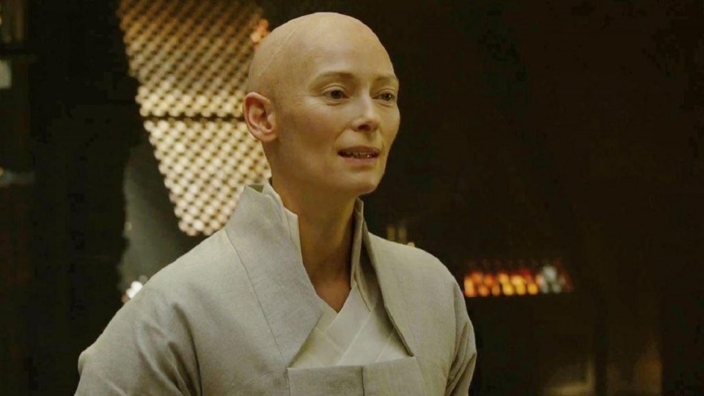 """Marvel admits that """"Doctor Strange"""" has made a big mistake with The Ancient One"""