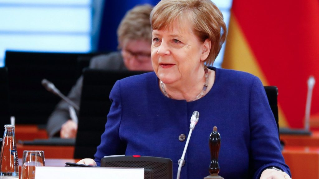 Merkel: The UK has to live with the consequences of Brexit