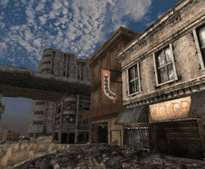 Fallout Van Buren remake
