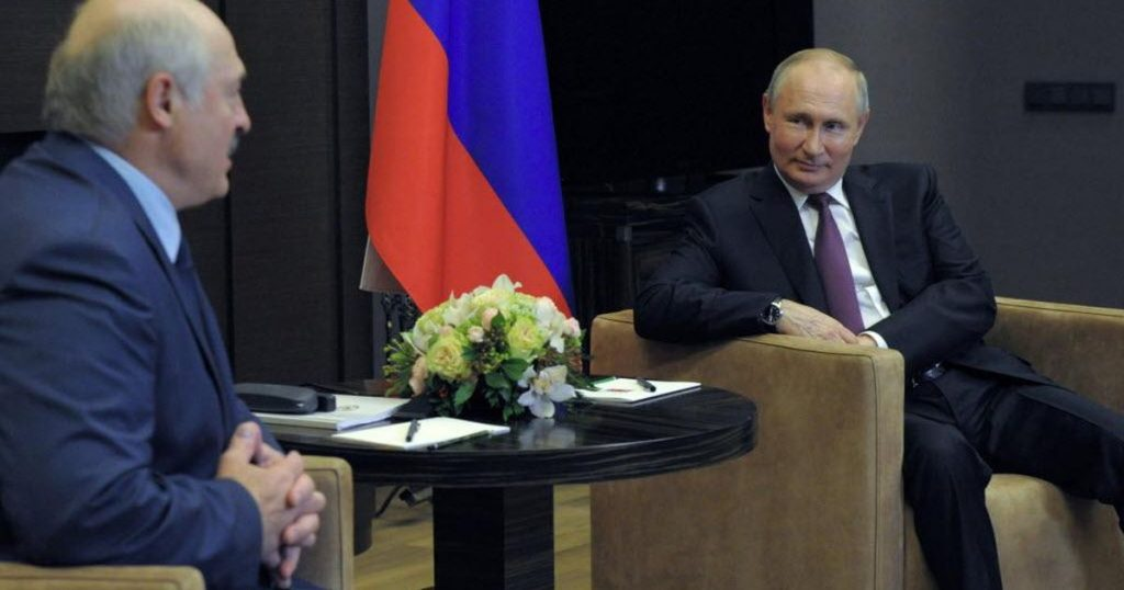 Russia approves trips around Belarus |  abroad