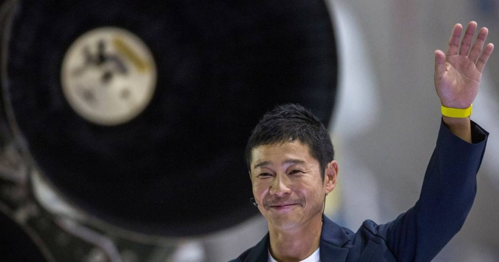 Russia sends the Japanese billionaire to the International Space Station as a space tourist |  Science and Planet