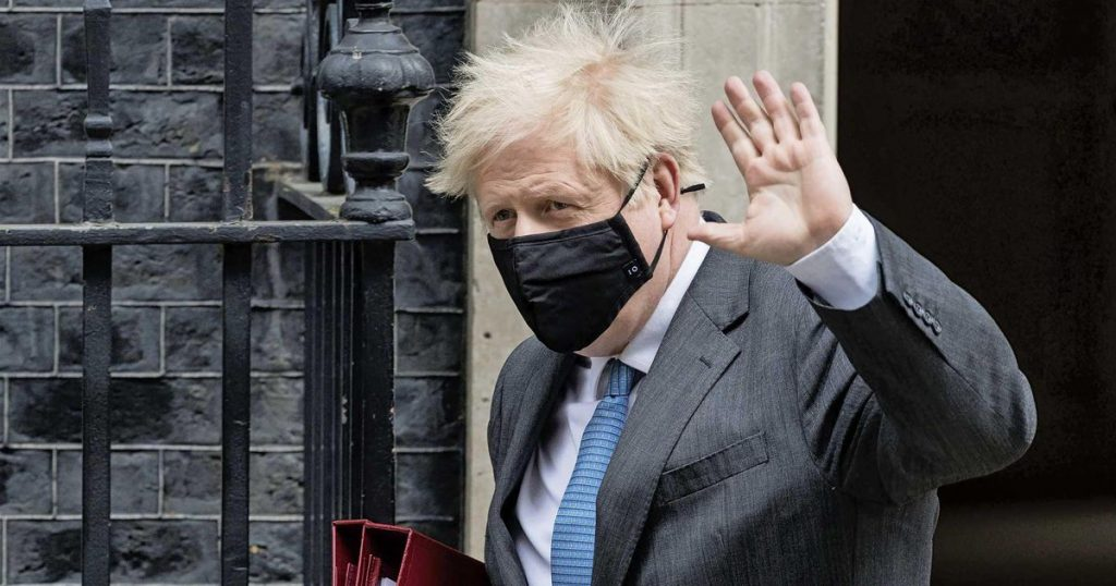 Scottish Conservative Party Leader: Boris Johnson Should Leave If He Breaks The Rules    abroad
