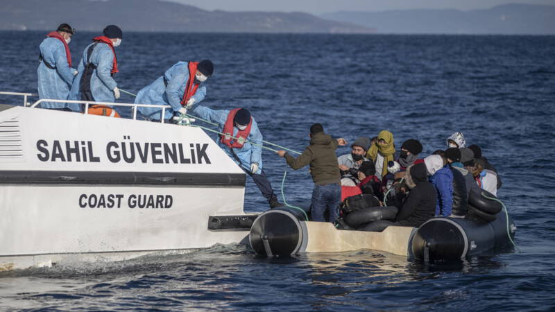 The Council of Europe wants Greece to stop returning migrants to the sea