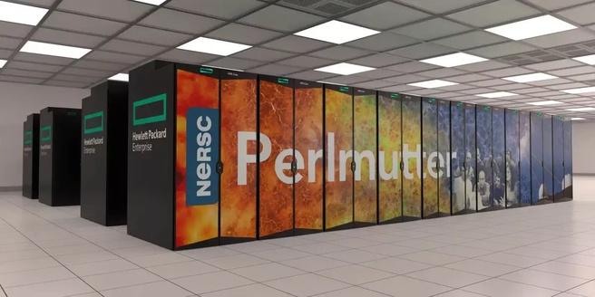 Perlmutter supercomputer