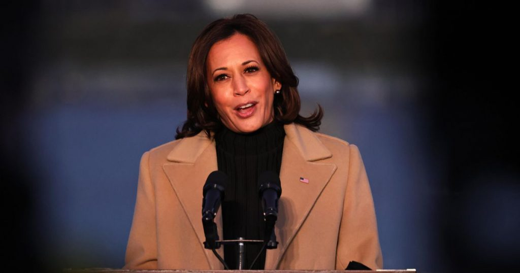 Vogue Releases New Kamala Harris Cover With 'Right Picture' |  entertainment