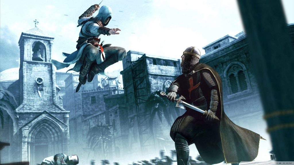 Will Assassin's Creed return to the Crusades after that?
