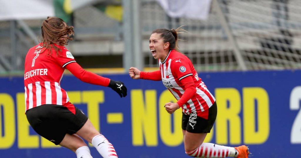 Year Longer American Anika Rodriguez In Eindhoven |  Women's soccer