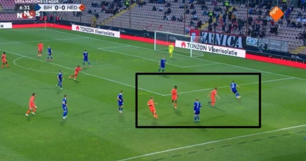 Points De Boer still needs to work on before the start of the European Championship البطولة