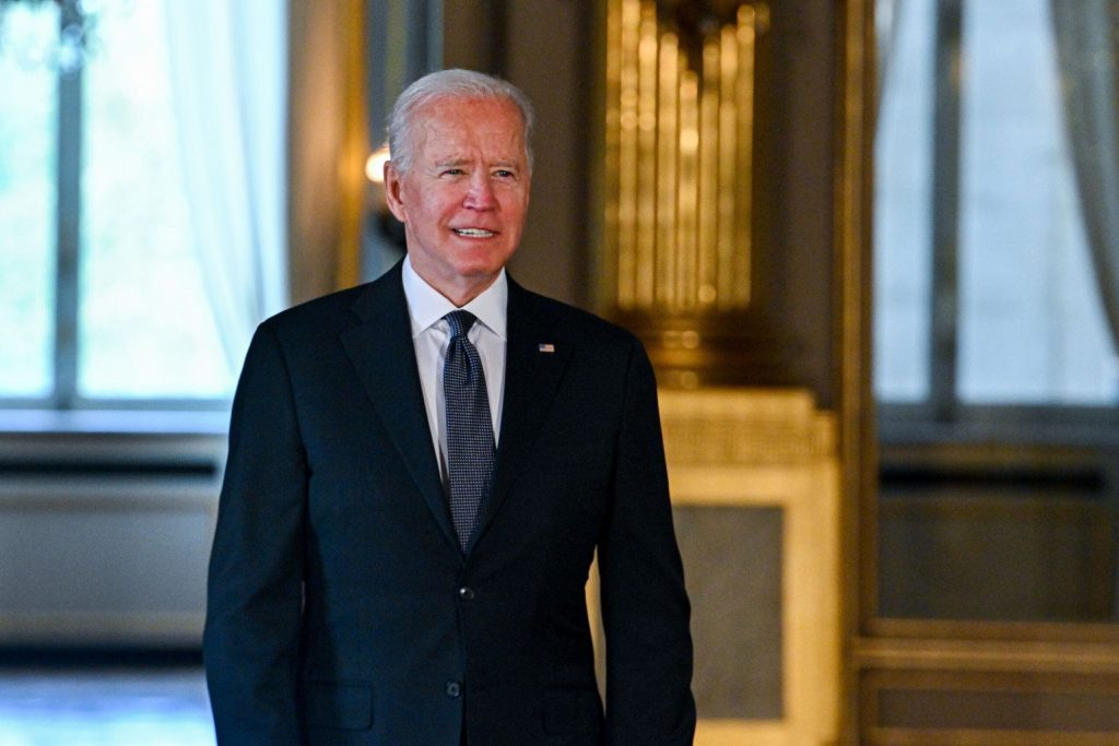 Biden no longer wanted to be surprised