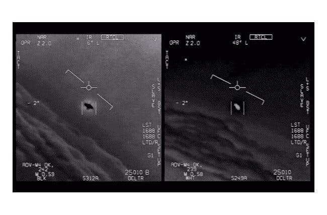 The United States is in the dark with dozens of UFO reports