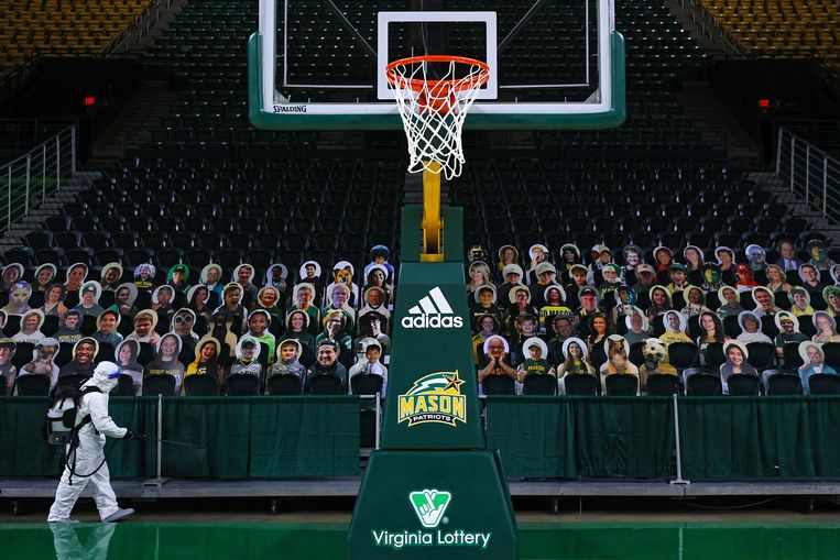 800 basketball players completed 67 games in 19 days: March Madness is a puzzle of gems